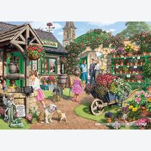 Jigsaw puzzle 1000 pcs - Glenny's Garden Shop - Steve Read (by Gibsons)