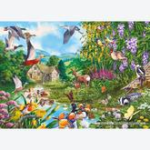 Jigsaw puzzle 1000 pcs - Water's Edge - John Francis (by Gibsons)