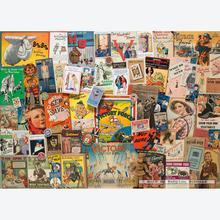 Jigsaw puzzle 1000 pcs - Robert Opie - Second World War - Memories (by Gibsons)