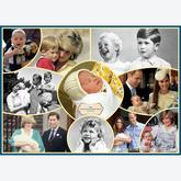 Jigsaw puzzle 1000 pcs - Royal Babies (by Gibsons)