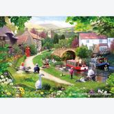 Jigsaw puzzle 1000 pcs -  Life in the Slow Lane (by Gibsons)
