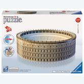 216 pcs - Colosseum - Puzzle 3D (by Ravensburger)