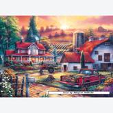 1000 pcs - Home for Dinner - Chuck Pinson (by Masterpieces)