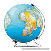 Jigsaw puzzle 540 pcs - Earth Globe in French - Puzzleball (by Ravensburger)
