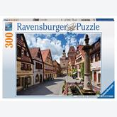 Jigsaw puzzle 300 pcs - Rothenburg, Germany (by Ravensburger)