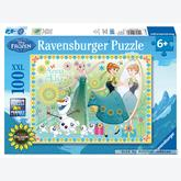100 pcs - Frozen Fever - Disney (by Ravensburger)