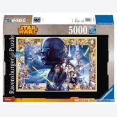 Jigsaw puzzle 5000 pcs - Star Wars Saga XXL - Star Wars (by Ravensburger)