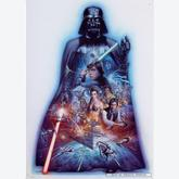1098 pcs - Darth Vader - Star Wars (by Ravensburger)
