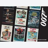 Jigsaw puzzle 500 pcs - James Bond - Retro (by Ravensburger)