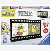 108 pcs - Movie Minions Natural - Puzzle 3D (by Ravensburger)