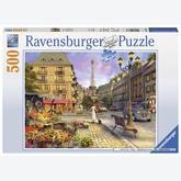 Jigsaw puzzle 500 pcs - Walk in Paris (by Ravensburger)