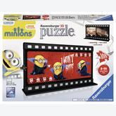 Jigsaw puzzle 108 pcs - Movie Minions - Gone Batty - Puzzle 3D (by Ravensburger)
