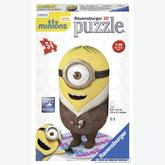 Jigsaw puzzle 54 pcs - Bored Silly - Puzzle 3D (by Ravensburger)