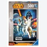 500 pcs - War besides the Stars - Star Wars (by Ravensburger)