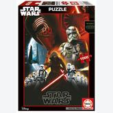 Jigsaw puzzle 1000 pcs - The Force Awakens - Star Wars (by Educa)