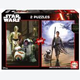 Jigsaw puzzle 500 pcs - The Force Awakens - Star Wars (by Educa)