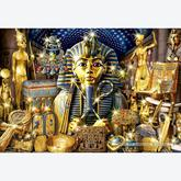 Jigsaw puzzle 1000 pcs - Treasures of Egypt (by Educa)