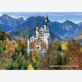 Jigsaw puzzle 300 pcs - Neuschwanstein Castle - XXL (by Educa)
