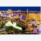 Jigsaw puzzle 1000 pcs - Las Vegas Neon - Neon (by Educa)