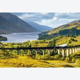 Jigsaw puzzle 1000 pcs - Glenfinnan Viaduct - Genuine (by Educa)