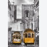 Jigsaw puzzle 1000 pcs - Alfama District - Lisbon - Miniature (by Educa)