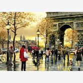 Jigsaw puzzle 2000 pcs - Arc de Triomphe (by Educa)