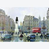 Jigsaw puzzle 3000 pcs - London Charing Cross (by Educa)