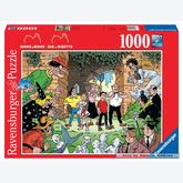 Jigsaw puzzle 1000 pcs - Willy and Wanda vs Evil - Willy and Wanda (by Ravensburger)