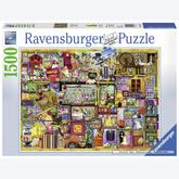 1500 pcs - Hobby Closet - Colin Thompson (by Ravensburger)