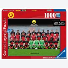 Jigsaw puzzle 1000 pcs - Belgian Red Devils (by Ravensburger)