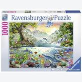 1000 pcs - Paradise (by Ravensburger)