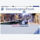 Jigsaw puzzle 2000 pcs - Venice in the Evening - Panorama (by Ravensburger)