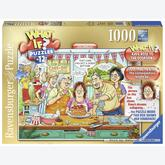 Jigsaw puzzle 1000 pcs - The Cake Off - What If (by Ravensburger)