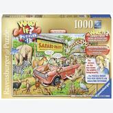 Jigsaw puzzle 1000 pcs - Safari Parc - What If (by Ravensburger)