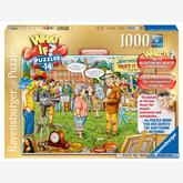 Jigsaw puzzle 1000 pcs - The Valuation day - What If (by Ravensburger)