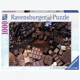 1000 pcs - Chocolat Paradise (by Ravensburger)