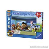 Jigsaw puzzle 12 pcs - Paw Patrol and Ryder (by Ravensburger)