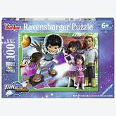 100 pcs - Miles from Tomorrow (by Ravensburger)
