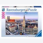 1000 pcs - Munchen (by Ravensburger)