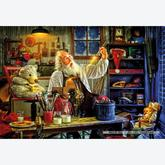Jigsaw puzzle 500 pcs - Magical Paint by Larry Hersberger (by Gibsons)