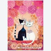 Jigsaw puzzle 1000 pcs - Romance - Wachtmeister (by Heye)