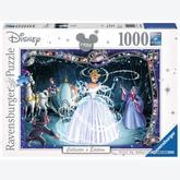 Jigsaw puzzle 1000 pcs - Cinderella - Disney (by Ravensburger)