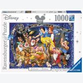 Jigsaw puzzle 1000 pcs - Snow White - Disney (by Ravensburger)