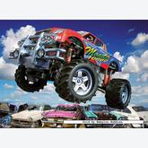 Jigsaw puzzle 300 pcs - Monster Truck (by Ravensburger)