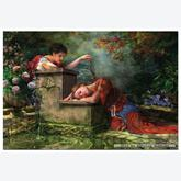 Jigsaw puzzle 8000 pcs - While She Was Sleeping (by Educa)