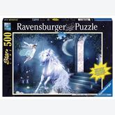 500 pcs - Magical night - Starline (by Ravensburger)