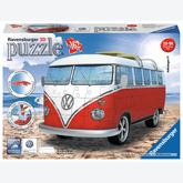 Jigsaw puzzle 162 pcs - VW Bus T1 (by Ravensburger)