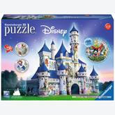 216 pcs - Disney Castle - Puzzle 3D (by Ravensburger)