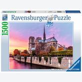 1500 pcs - Notre Dame (by Ravensburger)