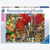 1000 pcs - Hidden World - Colin Thompson (by Ravensburger)